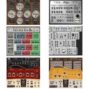 [AAS-MCPBundle] All the professional AAS plug-ins, in a discount bundle!
