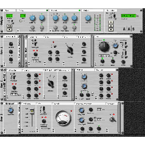 [AAS-Tassman4] Programmable modular synthesis environment for all your needs