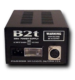 [AV-B2T] External AC power supply