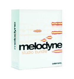 [Ce-MSB] Celemony Melodyne Studio Bundle - DNA and Multi-Track