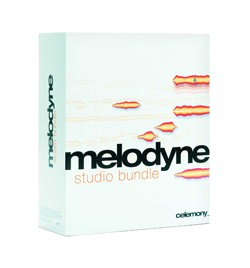 [Ce-UGAS] Celemony Upgrade Melodyne Assistant to Melodyne Studio Bundle