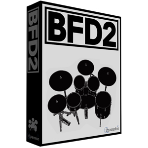[FX-BFD2.0]  The most powerful acoustic drum production workstation ever.
