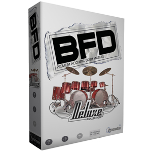 [FX-BFDDLX] Expansion pack for BFD, with up to 128 velocity layers for the ultimate in realism and expressive detail