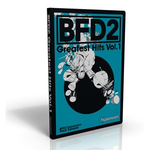 Fxpansion BFD2 Greatest Hits Vol 1
