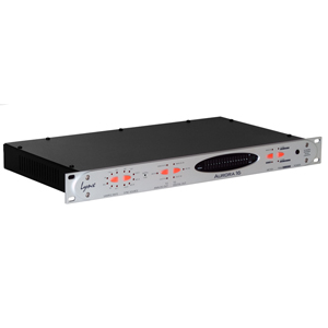 [LY-A16VT] Lynx Variable Trim Model of the Aurora 16 :: 16-channel 24-bit/192kHz Mastering Analog to Digital/Digital to Analog Converter