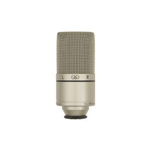 [MXL-990st] Large Diaphragm Stereo Condenser Microphone