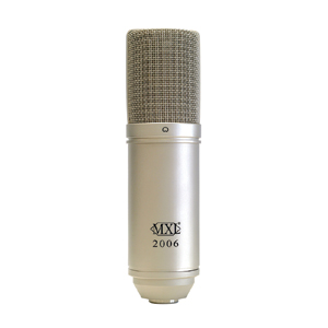 [MXL-2006] Large Diaphragm Condenser Microphone