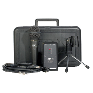 [MXL-MM-MM] MXL MIC MAT USB MINI MIXER KIT includes Mini Mixer, (1) Fox Mic.