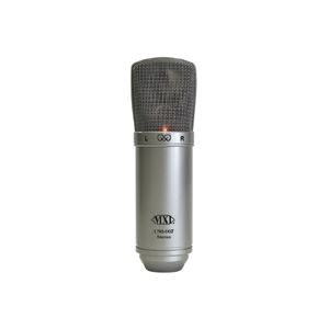 [MXL-USB007] USB Stereo Condenser Microphone