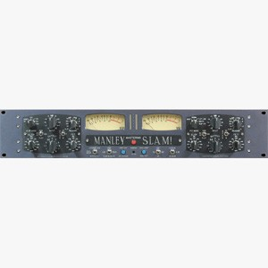 [MA-SlamM] The Manley SLAM!� Stereo Limiter and Mic Preamp - Mastering Version
