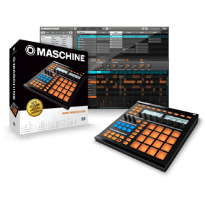 [NI-M] Maschine :: A total groove production studio workstation - with its own controller