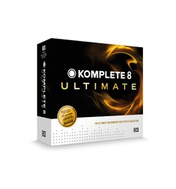 [NI-K8UL] Komplete 8 Ultimate :: The Ultimate instruments & effects collection