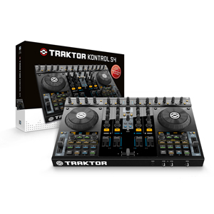 [NI-S4] Traktor Kontrol S4 :: All-in-one Software and DJ Controller bundle. The best out there!