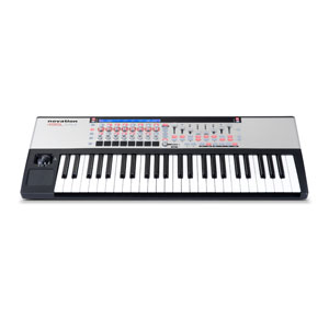 [NV-49SLMKII] 4-octave MIDI / USB controller with a slew of knobs, faders and buttons