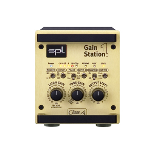 [SPL-GS1] Single channel microphone and instrument preamplifier