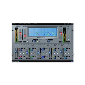 Sonalksis Multilimit Multiband Mastering Limiter