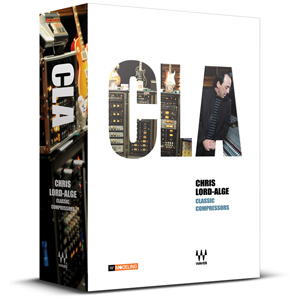 [WAV-CLAN] Signature Compressors & Limiters designed by Chris Lord-Alge, in Native Format