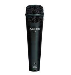 [AU-F5] Dynamic Instrument Microphone