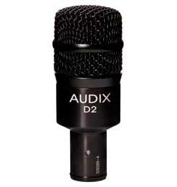 [AU-D2] Dynamic Instrument Microphone
