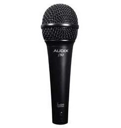 [AU-F50] Dynamic Vocal Microphone