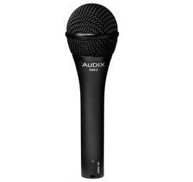 [AU-OM2] Dynamic Vocal Microphone