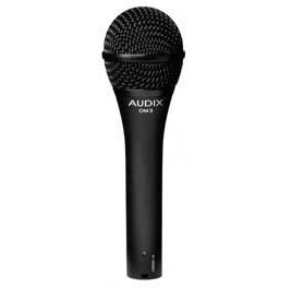 [AU-OM3] Dynamic Vocal Microphone