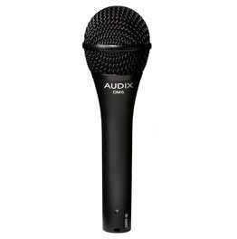 [AU-OM6] Dynamic Vocal Microphone