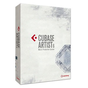 [ST-CA6E] Cubase Artist 6 Educational Version